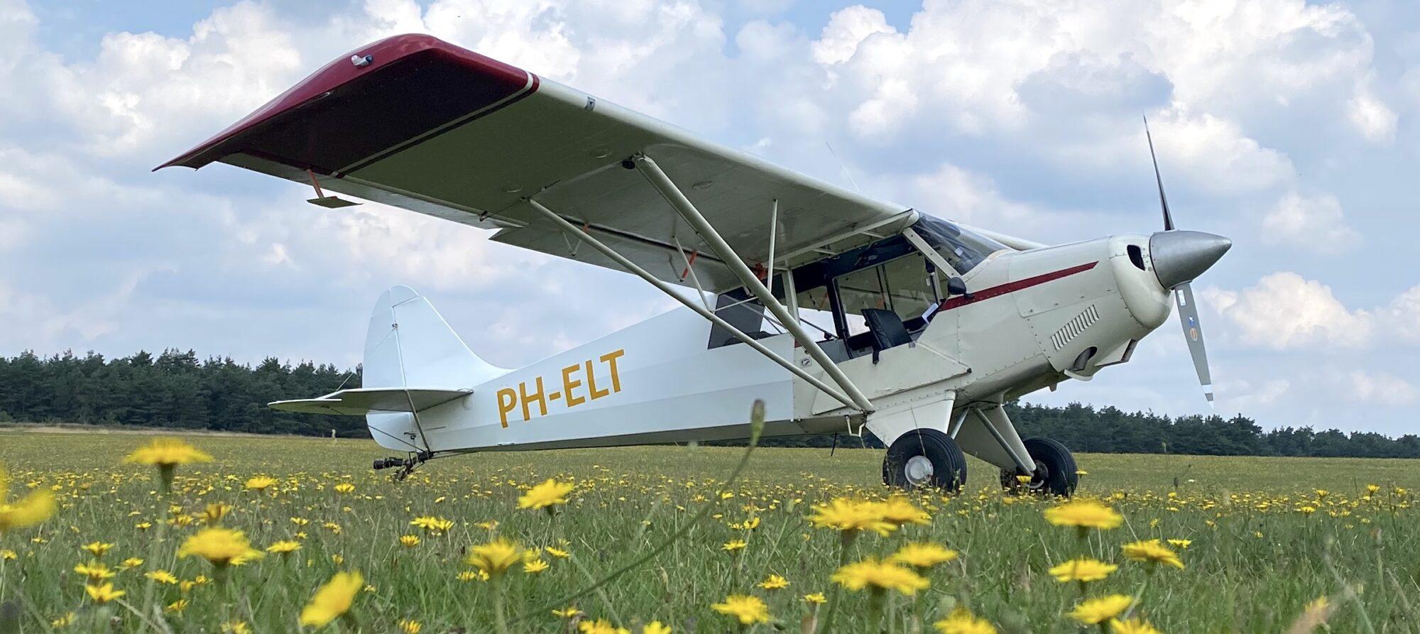 Stichting Vliegende start